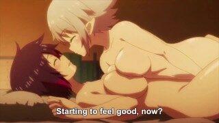 Anime girls sex