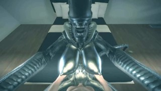 Xxx alien Alien Sex