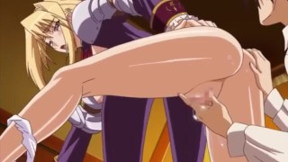 Hot Anime Girl Gets Fucked