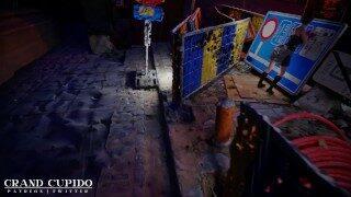 Jill Valentine Fell into the hands of Nemesis [Grand Cupido] (ResidentEvil)